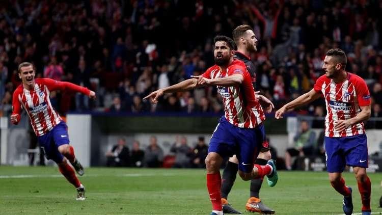 Photo of أتلتيكو مدريد إلى نهائي الدوري الأوروبي من بوابة أرسنال (فيديو)