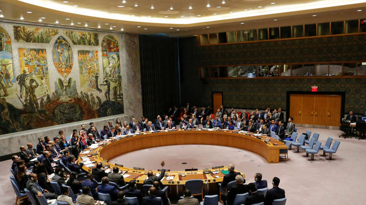 Photo of مشروع إدانة لعباس بمجلس الأمن