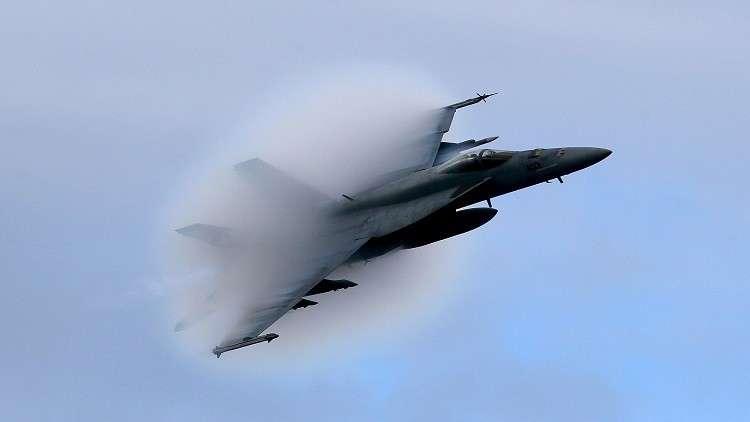 Photo of اختناق طيار مقاتلة أمريكية فوق سوريا
