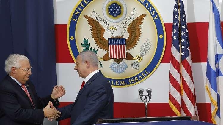 Photo of ردود الأفعال على نقل السفارة الأمريكية إلى القدس