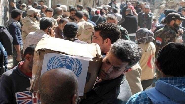 Photo of الأمم المتحدة: توقعات بعودة 200 ألف نازح سوري إلى منازلهم