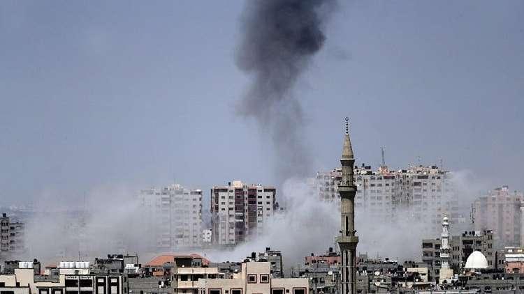 Photo of هدوء حذر في غزة بعد ليلة قصف متبادل