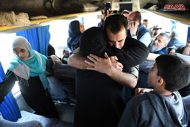"Photo of بعد أربع سنوات.. مخطوفي""اشتبرق"" محررون"