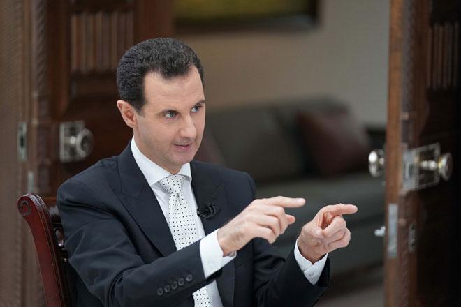 Photo of الرئيس الأسد في مقابلة مع صحيفة كاثيمرني اليونانية: سورية تحارب الإرهابيين الذين هم جيش النظام التركي والأمريكي والسعودي