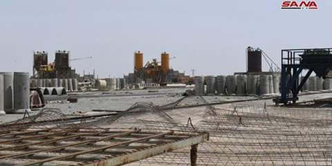 Photo of Ministerial committee inspects reconstruction projects in Aleppo and Raqqa