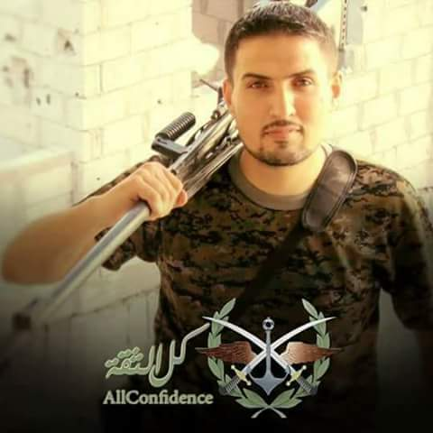 Photo of War correspondent Wasim Issa injured while covering army operations in al-Hajar al-Aswad