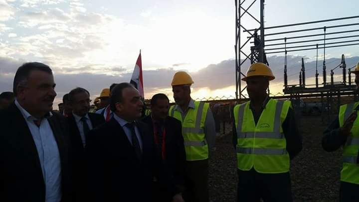 Photo of Government delegation headed by Premier Khamis begins work visit to Deir Ezzor