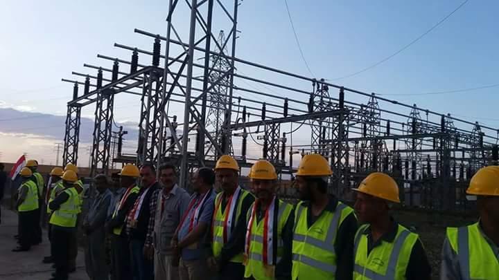 Photo of بعد ثلاث سنوات.. الكهرباء تعود لدير الزور