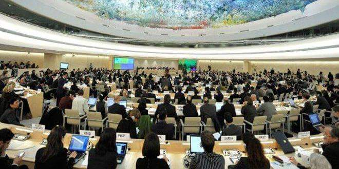 Photo of Syria's statement at Human Rights Council: Israeli violations not possible without US protection