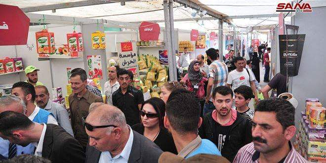 Photo of Thirty three companies participate in Ghouta Shopping Festival 3