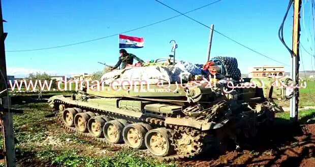 Photo of معارك عنيفة بريف حماة الشمالي
