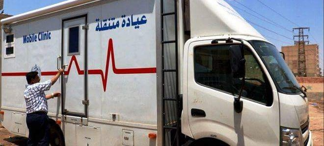 Photo of Two mobile clinics arrive in Deir Ezzor to enhance health services