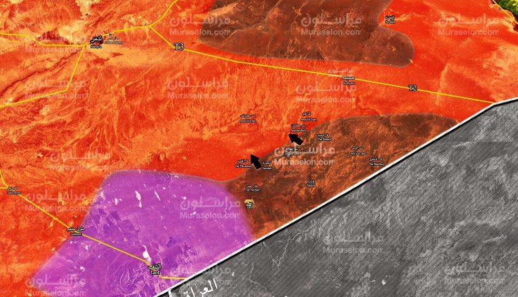 Photo of الجيش يتصدى لـ هجوم انتحاري داعشي قرب المحطة الثالثة شرق حمص