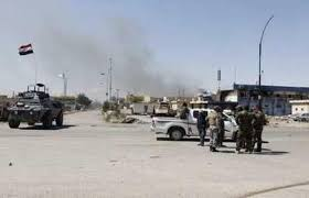 Photo of 8 انتحاريين يفجرون أنفسهم في العراق بعد محاصرتهم