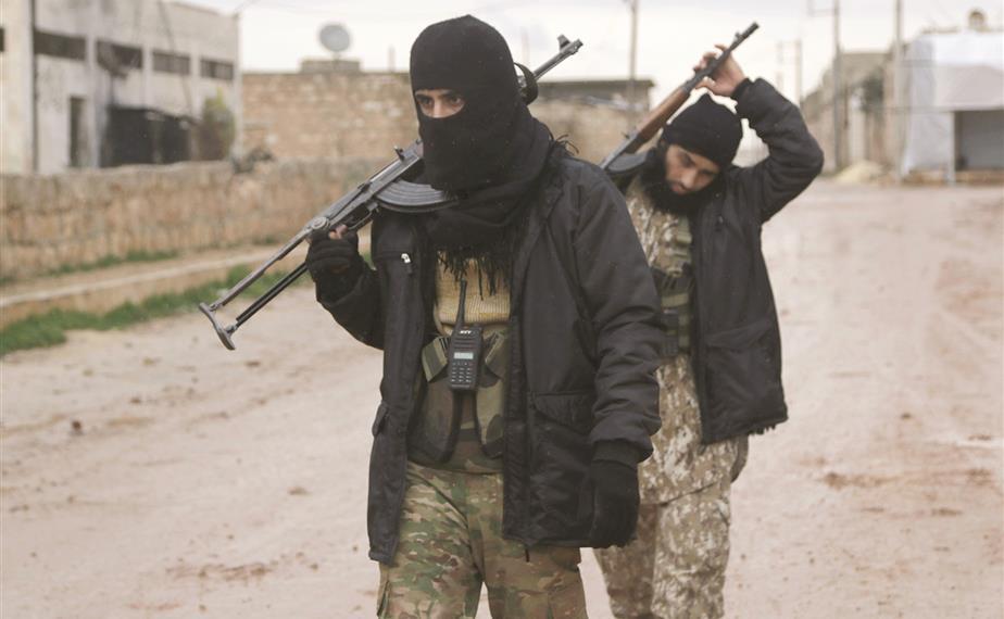 """Photo of """"فصيل إرهابيي"""" جديد بإدلب قيد التشكيل"""