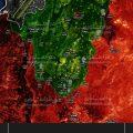 الجيش التركي يثبت نقطة مراقبة قرب سهل الغاب بريف حماة ( خريطة )