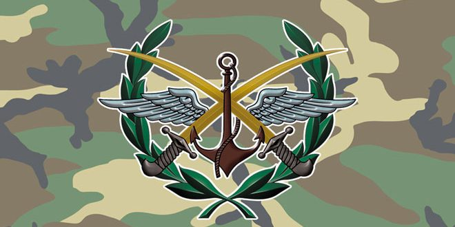 Photo of الجيش يؤكد التزامه بحماية المدنيين من إرهابيي النصرة جنوبي البلاد