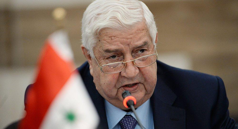 Photo of المعلم: لا اتفاق حول الجنوب السوري حتى الأن..  والرقة في قلوبنا