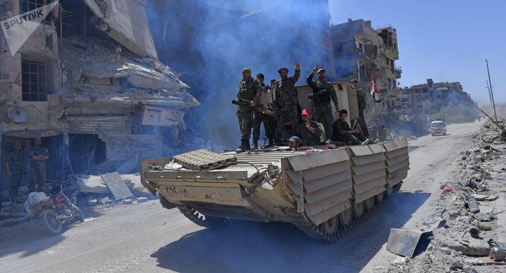 Photo of داعل والغارية الشرقية تحت راية الجيش