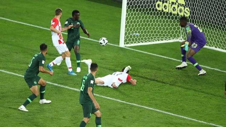 Photo of كرواتيا تهزم نيجيريا في مونديال روسيا 2018