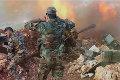 Photo of Syrian Army retakes a strategic hill in Daraa countryside as terrorists flee
