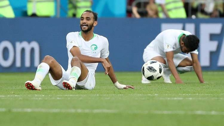 Photo of خروج مخجل لـ السعودية ومصر من مونديال روسيا 2018