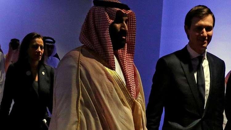 Photo of محمد بن سلمان و صهر ترامب كوشنر يبحثان التسوية بين إسرائيل وفلسطين