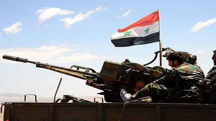 Syrian Army eliminates scores of terrorists, advances in al-Lajat in Daraa countryside