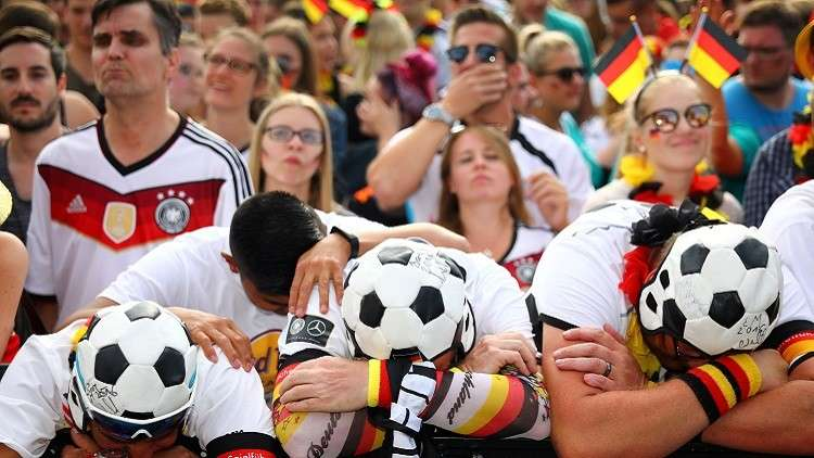 Photo of ألمانيا تودّع مونديال روسيا وتخسر (2-0) أمام كوريا الجنوبية