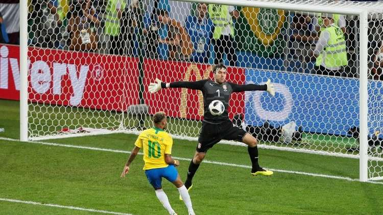 Photo of منتخب البرازيل تفوز على نظيره الصربي (2-0)