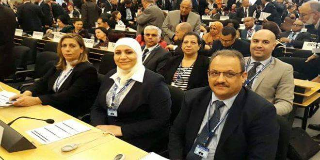 Photo of Syria participates in ILO Conference, Qadiri discuses cooperation with ILO Regional Director
