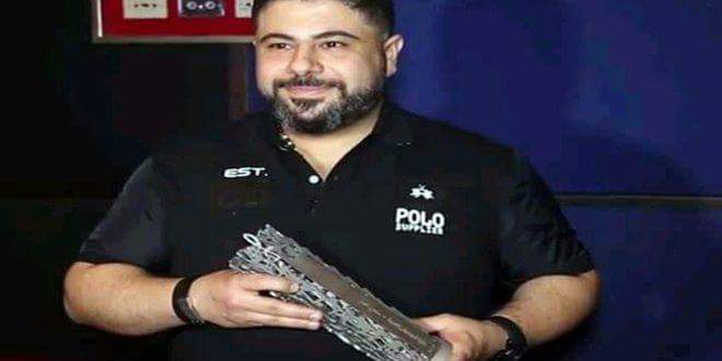 Photo of Syrian musician wins composer of the year awardSyrian musician wins composer of the year award