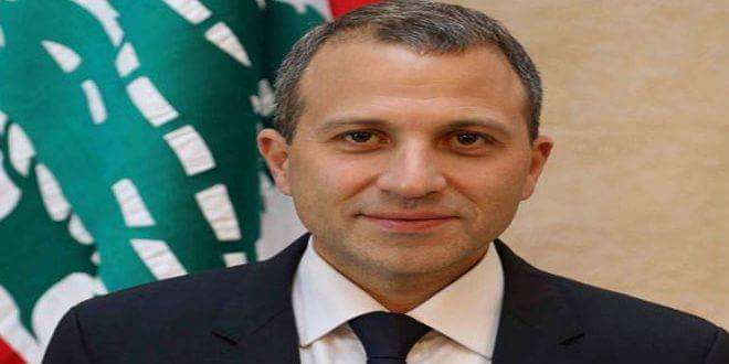 Photo of Bassil: Syria and Lebanon joint will to ensure return of displaced Syrians to their country