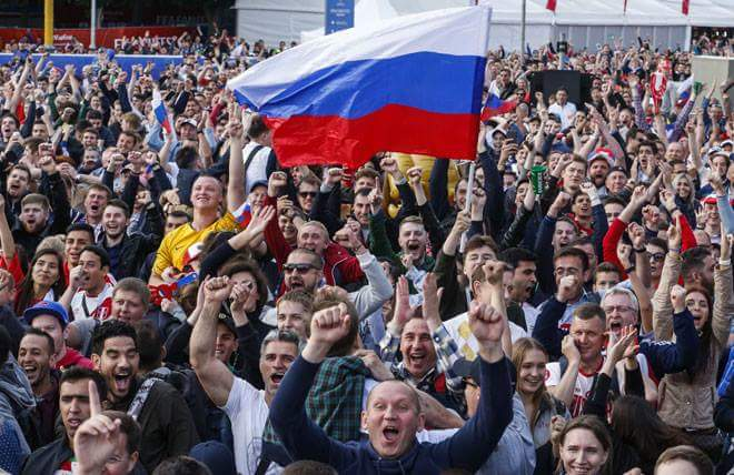 Photo of Putin declares FIFA World Cup 2018 opened