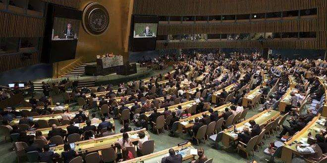 Photo of UNGA votes in favor of ensuring protection for Palestinians from Israeli aggressions
