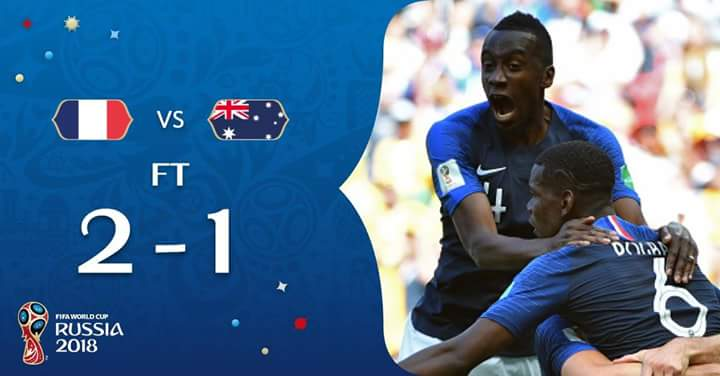 Photo of مونديال روسيا.. فرنسا تفوز على استراليا