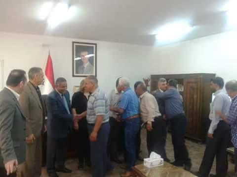 Photo of تهاني والتبريكات لمحافظ القنيطرة بمناسبة عيد الفطر
