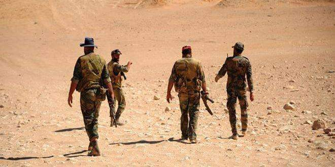 Photo of The Syrian Army establishes control over large areas in the depth of al-Badyiah