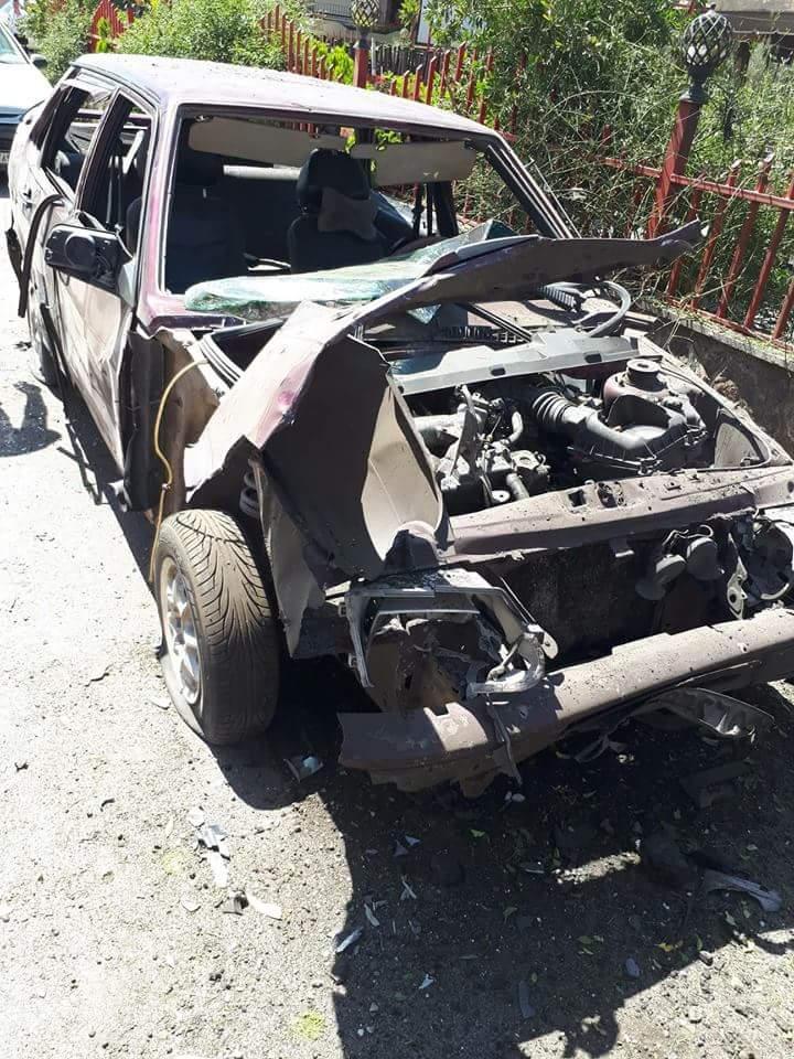 Photo of بالصور استهداف مدينة السويداء بالقذائف الصاروخية و وقوع إصابات