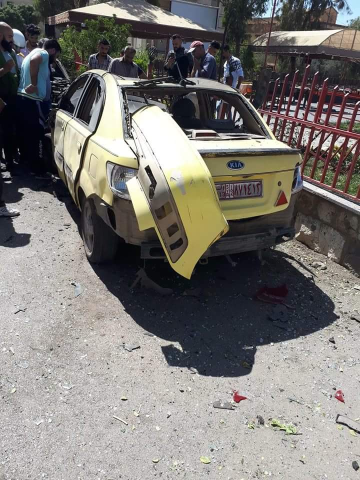 Photo of Three civilians martyred, others injured due to terrorist rocket attack in Sweida