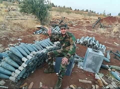 Photo of قصف مدفعي عنيف لأوكار الارهاب بريف القنيطرة