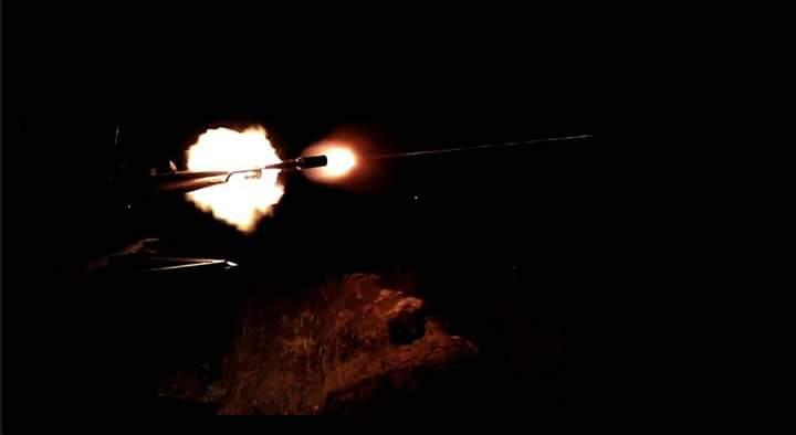 Photo of مجدداً.. الدفاعات الجوية تكسر صواريخ اسرائيل بسماء دمشق والقنيطرة
