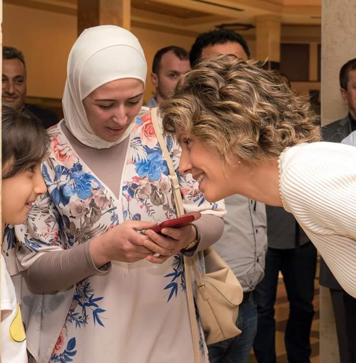 Photo of بحضور السيدة أسماء الأسد ورشة عمل للمنظمات الغير الحكومية بحماه
