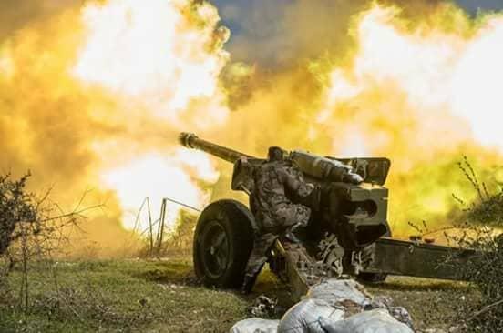Photo of الجيش السوري يحقق تقدما في ريف السويداء الشمالي الغربي و قذائف على بعض قرى السويداء