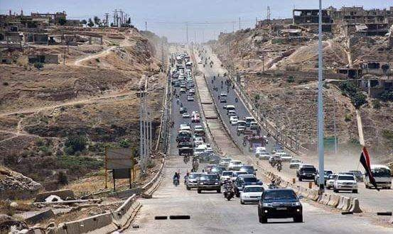 Photo of Homs-Hama International Highway reopened after 7 year closure