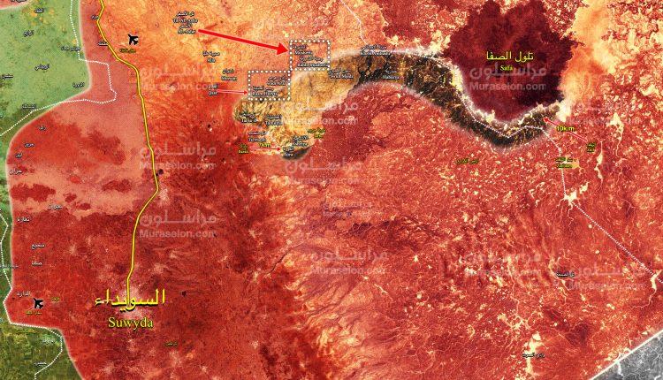 Photo of تفاصيل العملية العسكرية ضد داعش بريف السويداء