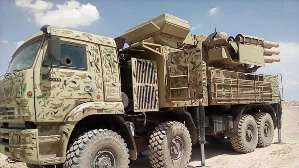 Photo of الجيش ينشر صواريخ 'بانتسير- S1' عند حدود الجولان المحتل