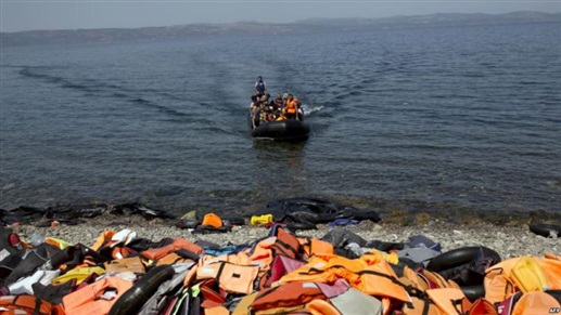 Photo of غرق 9 مهاجرين بينهم 6 أطفال قبالة سواحل تركيا