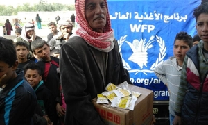 Photo of برنامج الأغذية العالمي يستجيب للحالات الطارئة جنوب سوريا