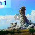 (فيديو) تدمير مقر لإرهابيي النصرة بريف ادلب